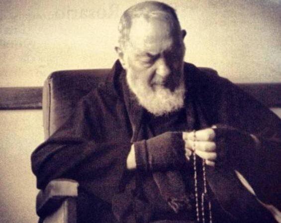 Padre Pio e il Santo Rosario