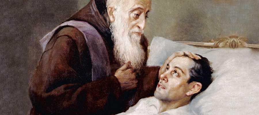 Leopoldo Patrono malati
